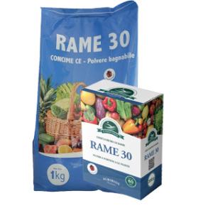 rame 30 agribios - paese verde