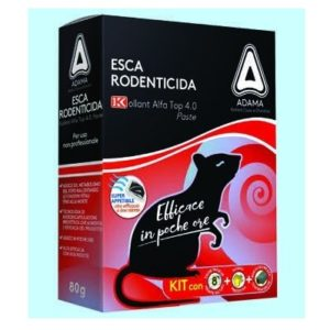 topicida alfa top pasta 4.0 80 gr